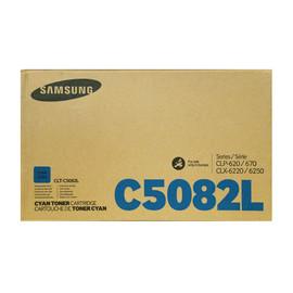 Toner C5082L für CLP-620/670/CLX6220FX/CLX6250FX 4000Seiten cyan Samsung CLT-C5082L/ELS Produktbild