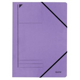 Eckspanner A4 für 250Blatt violett Karton Leitz 3980-00-65 Produktbild