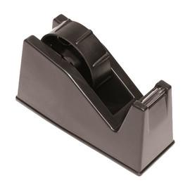 Tischabroller für Klebeband bis 25mmx66m füllbar schwarz Alco 3025-11 Produktbild