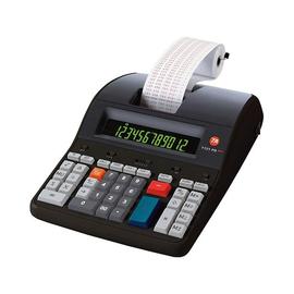 Tischrechner 12-stelliges Display Triumph Adler 1121 PD Eco zweifarbiger Druck Netzbetrieb 205x310x80mm Produktbild