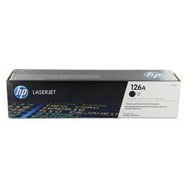Toner 126A für Laserjet Pro CP1020/ CP1025 1200 Seiten schwarz HP CE310A Produktbild