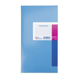 Portobuch 3/4 A4 24Blatt Preßspankarton König & Ebhardt 86-10500 Produktbild