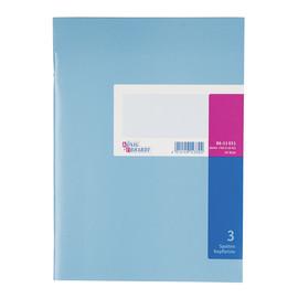 Spaltenbuch 3Spalten mit Kopfleiste A4 40Blatt König & Ebhardt 86-11031 Produktbild