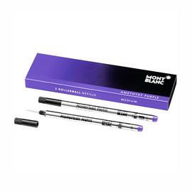 Tintenrollerminen Amethyst Purple M Montblanc 106931 (PACK=2 STÜCK) Produktbild