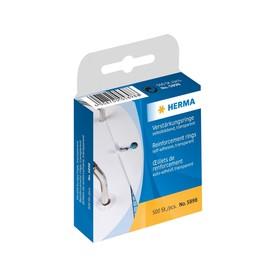 Lochverstärkungsringe im Spender transparent Herma 5898 (PACK=500 STÜCK) Produktbild
