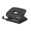 Locher HP20 bis 20Blatt schwarz Centra 623675 Produktbild