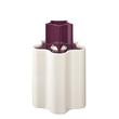 Duftlampe Little Flower 16,5cm 680ml weiß Porzellan Lampe Berger 4367 Produktbild