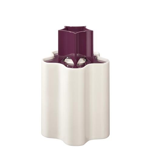 Duftlampe Little Flower 16,5cm 680ml weiß Porzellan Lampe Berger 4367 Produktbild Front View L