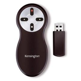 Wireless-Presenter + Laserpointer 20m Reichweite schwarz Kensington Produktbild