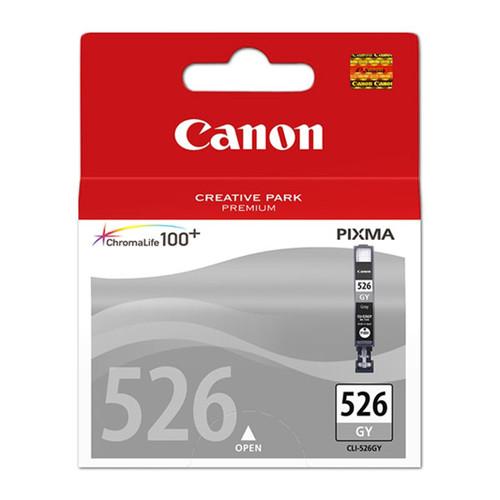 Tintenpatrone CLI-526GY für Canon MG5150/5250 9ml grau Canon 4544b001 Produktbild Front View L