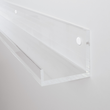 Galerieboard gallery 100x5x7cm glasklar Sigel GA110 Produktbild Additional View 2 S