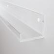 Galerieboard gallery 50x5x7cm glasklar Sigel GA111 Produktbild Additional View 2 S