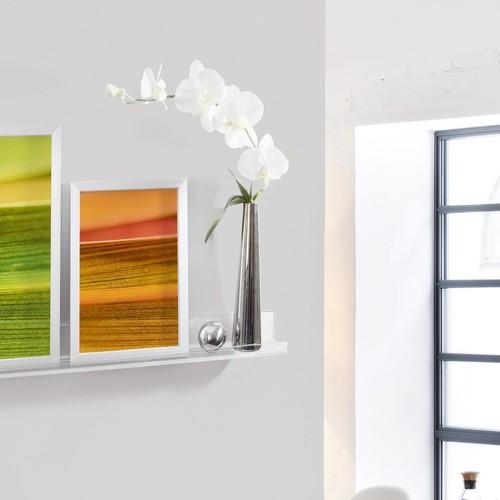 Galerieboard gallery 50x5x7cm glasklar Sigel GA111 Produktbild Additional View 3 L