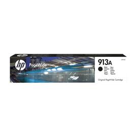 Tintenpatrone 913A für HP PageWide Pro 552dw 64ml schwarz HP L0R95AE Produktbild