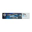 Tintenpatrone 913A für HP PageWide Pro 552dw 37ml cyan HP F6T77AE Produktbild