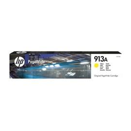 Tintenpatrone 913A für HP PageWide Pro 552dw 37ml yellow HP F6T79AE Produktbild