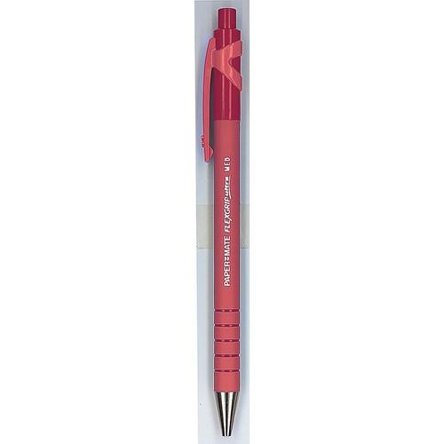 Kugelschreiber Flexgrip Ultra RT Retractable 1,0mm rot Papermate S0190413 Produktbild Front View L