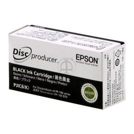 Tintenpatrone PJIC6 für Epson Discproducer PP 50/100/N 26ml schwarz Epson S020452 Produktbild