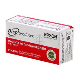 Tintenpatrone PJIC4 für Epson Discproducer PP 50/100/N 26ml magenta Epson S020450 Produktbild