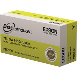 Tintenpatrone PJIC5 für Epson Discproducer PP 50/100/N 26ml gelb Epson S020451 Produktbild