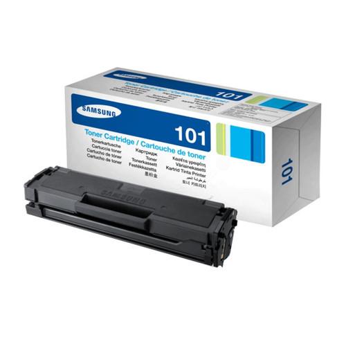 Toner für ML2160/SXC3400 1500 Seiten schwarz Samsung MLT-D101S/ELS Produktbild Front View L