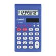 Taschenrechner 8-stelliges LCD-Display 7,8x67x120mm Batteriebetrieb Casio SL-450 S Produktbild