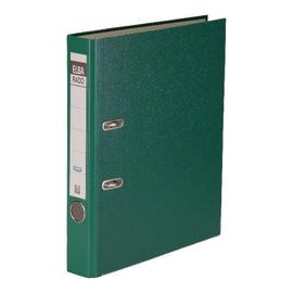 Ordner Rado Brillant A4 50mm grün Pappe Elba 100022607 Produktbild