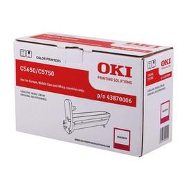 Trommel für Oki C5650/C5750 20000 Seiten magenta OKI 43870006 Produktbild