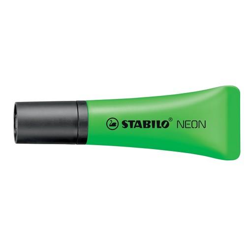 Textmarker Stabilo Neon 72 2-5mm grün Stabilo 72/33 Produktbild Additional View 1 L