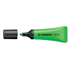 Textmarker Stabilo Neon 72 2-5mm grün Stabilo 72/33 Produktbild
