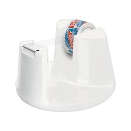 Tischabroller Easy Cut Compact incl. 1Rolle befüllbar bis 19mm x 33m weiß Tesa 53837-00000-00 Produktbild