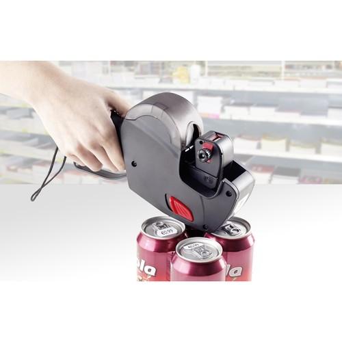 Auszeichnungsmaschine für 26x12mm 1-zeilig Modell 2012 Zweckform PL1/8 Produktbild Additional View 1 L