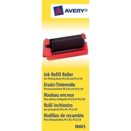 Farbrolle für neues Auszeichnungsgerät Modell 2012 Avery/Euro Zweckform IRAV5 Produktbild