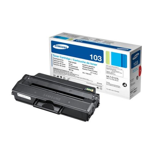 Toner für ML2950/SXC4726FN 2500 Seiten schwarz Samsung MLT-D103L/ELS Produktbild Front View L