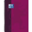 Collegeblock Oxford 4-fach Lochung A4 liniert mit Rand links 80Blatt 90g Optik Paper weiß anisgrün 100050357 Produktbild Additional View 3 S
