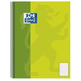 Collegeblock Oxford 6-fach Lochung A5 liniert mit Rand 80Blatt 90g Optik Paper weiß 100050392 Produktbild