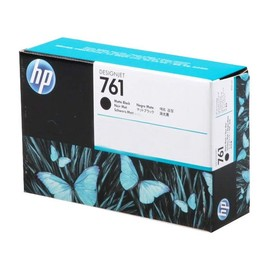 Druckkopfpatrone 761 für HP OfficeJet T7100 400ml schwarz matt HP CM991A Produktbild