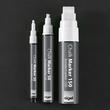 Kreidemarker 150 artverum 5-15mm Keilspitze abwischbar weiß Sigel GL171 Produktbild Additional View 4 S