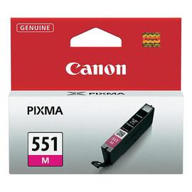 Tintenpatrone CLI-551M für Canon Pixma JP7250/MG5450 7ml magenta Canon 6510b001 Produktbild