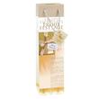 Weihnachts-Flaschentasche für 1Flasche 10x35x8cm Golden Shimmer Sigel GT018 (PACK=5 STÜCK) Produktbild