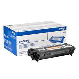 Toner für Brother DCP 8250DN 12000Seiten schwarz Brother TN-3390 Produktbild