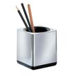 Stifteköcher i-Line chrom Kunststoff HAN 27653-88 Produktbild