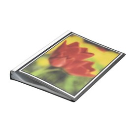 Sichtbuch mit 50 Hüllen A4 schwarz FolderSys 25815-30 Produktbild