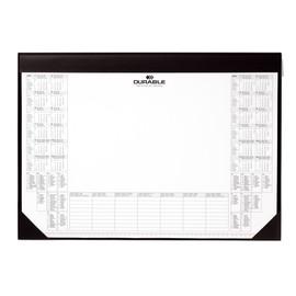Schreibunterlage mit Block schwarz Durable 7291-01 Produktbild