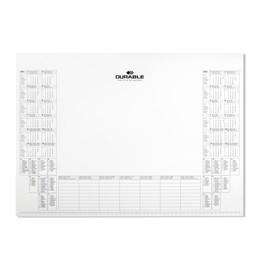 Ersatzblock für Schreibunterlage mit Kalender 2 Jahre 41x57cm Durable 7292-02 Produktbild