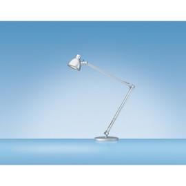Tischleuchte LED Valencia silber Hansa h5010618 Produktbild