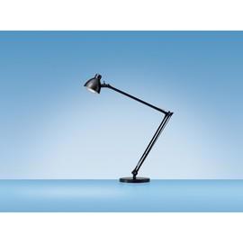 Tischleuchte LED Valencia schwarz Hansa h5010619 Produktbild