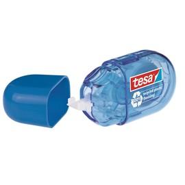 Korrekturroller Mini ecoLogo blau 5mm x 6m Tesa 59814-00000-00 (ST=6 METER) Produktbild