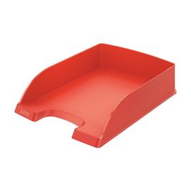 Briefkorb Standard für A4 242x63x340mm hellrot Kunststoff Leitz 5227-00-20 Produktbild