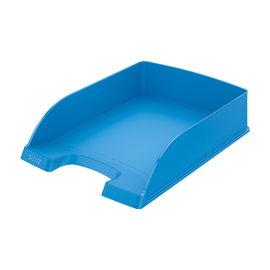 Briefkorb Standard für A4 242x63x340mm hellblau Kunststoff Leitz 5227-00-30 Produktbild